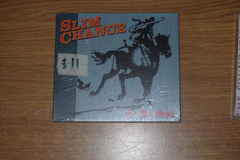 SlimChance CD - On the Move.